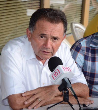 RECHAZA PECH VÁRGUEZ EL 'VOTO ÚTIL': Le dice no a la propuesta de Noroña de declinar a favor de Carlos e insiste que él es la única oposición en QR