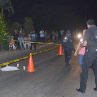 CRIMEN INAUDITO EN VERACRUZ: Arrojan a un bebé en la carretera desde un auto en movimiento en La Antigua