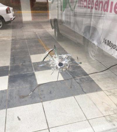 Disparan contra casa de campaña de Víctor Sumohano, candidato independiente a la alcaldía de BJ