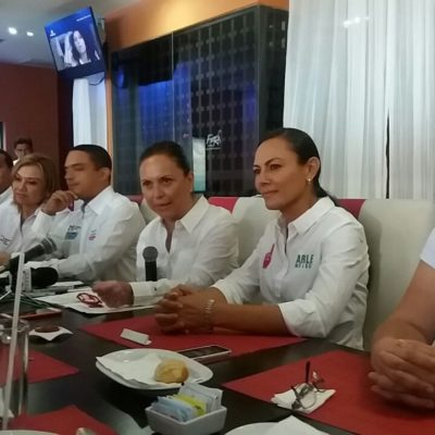 Admite senadora que no habrá 'carro completo' para el PRI en Quintana Roo