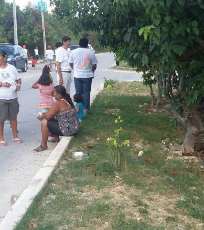 Candidato independiente de Puerto Morelos aprieta el paso a 15 días de que terminen campañas