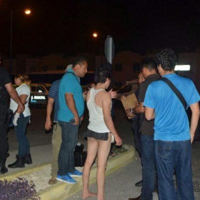 ESCAPA DE SECUESTRADOR: Hallan en la Región 259 a hombre golpeado y amarrado