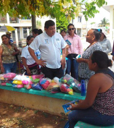 Anuncia Luis Torres subsidio al transporte para estudiantes y sectores vulnerables de OPB