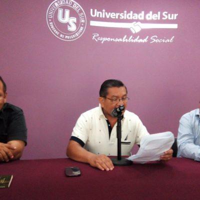"""""""NO HAY MAL QUE DURE 100 AÑOS"""": Los periodistas Justo May Correa y Luis Ángel Cabañas publican sendos libros sobre la política de Quintana Roo"""