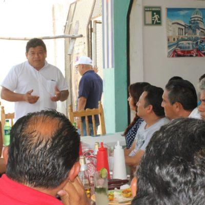 Se suman maestros al proyecto de Carlos Joaquín y Luis Torres en el sur de Quintana Roo