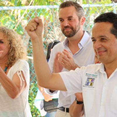 LA CORRUPCIÓN, UNA CONSTANTE CON FÉLIX Y BORGE: Advierte Carlos Joaquín que su gobierno de alternancia acabará con desvíos de recursos y desigualdad