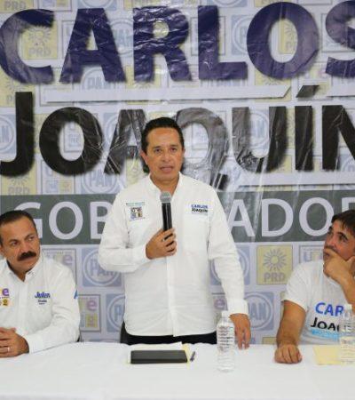 DEBE MAURICIO ACLARAR PRESUNTO FRAUDE, PIDE CARLOS: Candidato opositor rechaza 'guerra sucia' contra priista; en redes, ciudadanos se expresan, dice