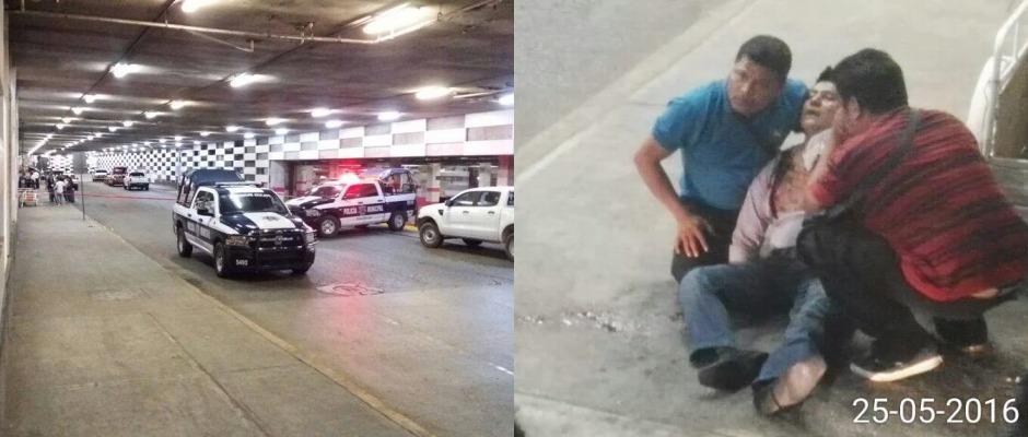 BALAZOS EN PLAZA LAS AMÉRICAS DE CANCÚN: Reportan hombre asesinado en presunto intento de robo a joyería Diamonds; huyen asesinos en moto