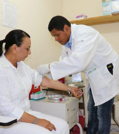 Buscaremos más presupuesto para los bancos de sangre en el estado: Graciela Saldaña