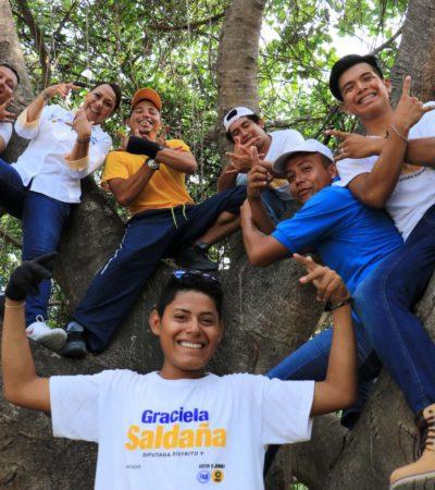 Se legislará para integrar programas de educación ambiental al plan de estudios de la SEyC: Graciela Saldaña