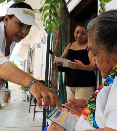 Demandan ciudadanos legislar a fondo en materia de salud: Graciela Saldaña