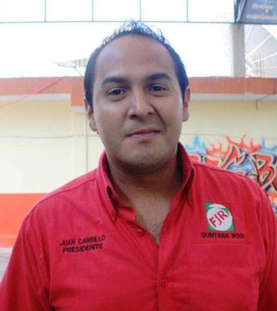 EL PRIRATA DE ISLA MUJERES | El 'porro' Juan Carrillo  quiere ser alcalde, con ilegalidades y apoyado por Borge; ganará Alicia Ricalde | Por Carlos Cantón