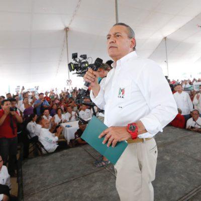 RENUNCIA MANLIO FABIO A LA DIRIGENCIA DEL PRI: Tras ser vapuleado en comicios del 5 de junio, Beltrones se hace a un lado para renovar al partido