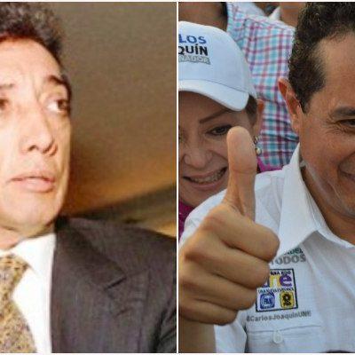 Quintana Roo avanzó con Mario Villanueva: Carlos Joaquín