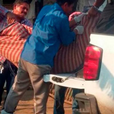 Se suicida en Tabasco un hombre que mató a su pareja y al hijo de ésta y violó a su hijastra