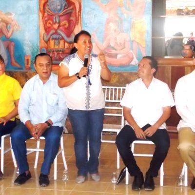Se suman estructuras de Morena a la alianza que encabeza Carlos Joaquín