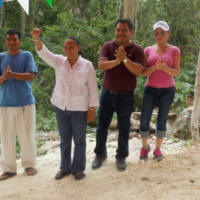 Se pronuncia Cristina Torres por un gobierno facilitador y contra las dádivas en Solidaridad