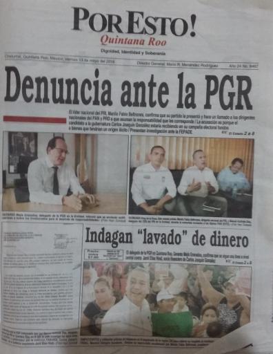 Diario de Campo | Lectura de un pasquín 'revolucionario' | Por Gilberto Avilez Tax