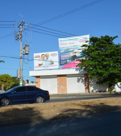 Se lava las manos AMLO por publicidad excesiva de Morena