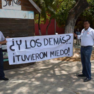 Candidato se lanza contra el Ieqroo por cancelar debate en la capital