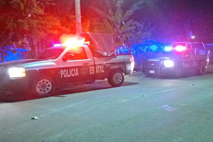 Escapa un hombre de un intento de 'levantón' en Chetumal; huyen empistolados