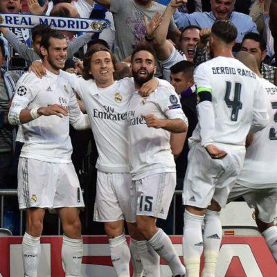 FINAL MADRILEÑA DE LA CHAMPIONS: El Real derrota al Manchester City y enfrentará al Atlético
