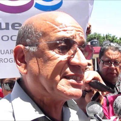 MITOMANÍA NIVEL ROGELIO: Sostiene candidato del PES que sólo Mauricio y él tienen posibilidades de ganar las elecciones; que no es 'alfil' para dividir el voto, dice