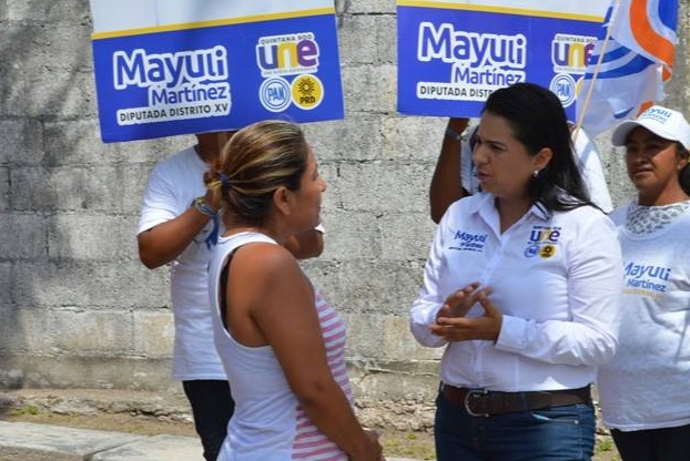 Menos trámites y cero pago de impuestos para nuevos negocios: Mayuli Martínez