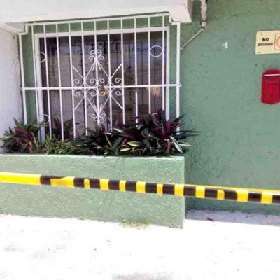 ¿AVISO POR COBRO DE 'DERECHO DE PISO'?: Balean sicarios presunta casa de citas en la SM 20 de Cancún