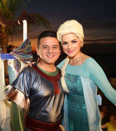SE LLEVAN AL 'BAILE' A LOS COZUMELEÑOS: Hacia el final del gobierno de Fredy Marrufo, exhiben 'carnaval' de la deuda que ya superaría los mil mdp