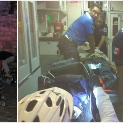 VIOLENCIA EN ZONA TURÍSTICA DE PLAYA DEL CARMEN: En confuso incidente, balean a un hombre en el bar 'La Catrina' y muere en el hospital