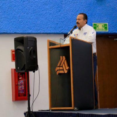 """""""NOSOTROS NO VENIMOS A IMPROVISAR"""": Supera Julián Ricalde en plan de gobierno a sus adversarios"""