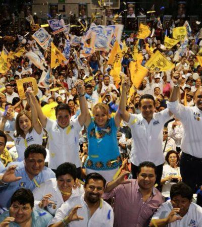 Lanza Jorge Portilla el reto por la transparencia a candidatos en Tulum