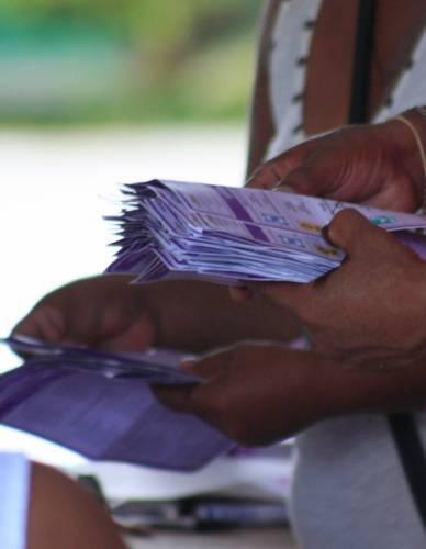 A dos días de las elecciones, invalidan y desechan 2,500 boletas porque llegaron con un supuesto error