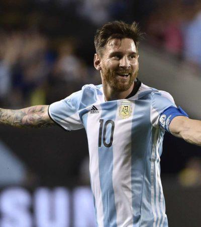 ¡QUÉ PERSONALIDAD!: Con 30 minutos de un arrollador Messi, Argentina aplasta 5-0 a Panamá en Copa América