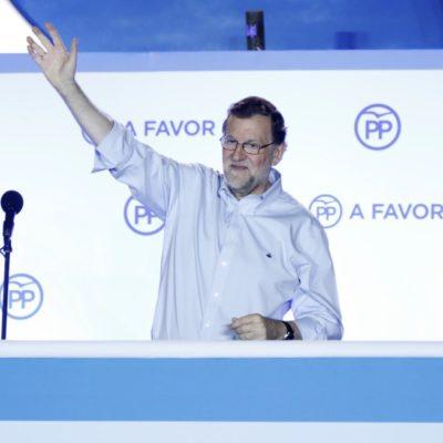 RESISTE BIPARTIDISMO EN ESPAÑA: Gana Mariano Rajoy elecciones generales, pero sin mayoría para formar gobierno; la izquierda retrocede
