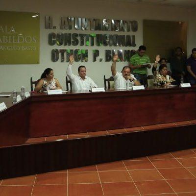 """NO DIMOS UN VOTO CON MIEDO"": Casi por unanimidad, Cabildo de OPB vota en contra de reforma constitucional para blindar a Borge con un Fiscal a modo"