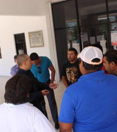 REUNIÓN POR CONFLICTO EN AKUMAL: Autoridades de Tulum y pobladores llegan a un primer acuerdo verbal para resolver pleito por acceso a p