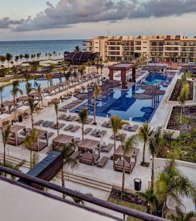SE MUDA EL CONGRESO A HOTEL DE LUJO: Para 'blindarse' de protestas, diputados sesionarán en Cancún para aprobar 'paquete de impunidad' para Borge