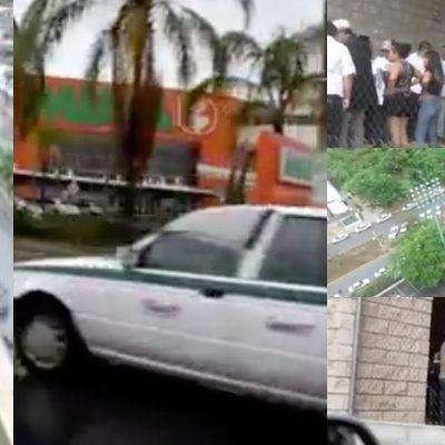 DOCUMENTAN EL OPERATIVO DEL ACARREO EN CANCÚN: En arranque de jornada electoral, participan taxistas en vieja estrategia para asegurar votos al PRI