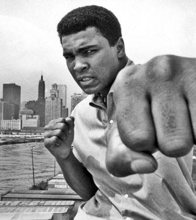 MUERE MUHAMMAD ALI: Nacido como Cassius Clay, por complicaciones respiratorias fallece a los 74 años la mayor leyenda del boxeo mundial