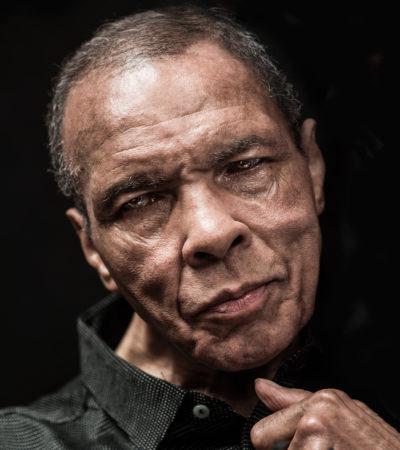 LAS ÚLTIMAS FOTOS DE UN GUERRERO: Muhammad Ali muestra el rostro de la dignidad ante la muerte