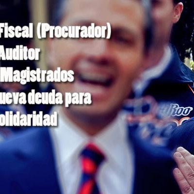 ALISTAN 'BLINDAJE' PARA BORGE: Dará Congreso 'albazo' para imponerle a Carlos nombramientos de funcionarios para evitar cárcel para el Gobernador