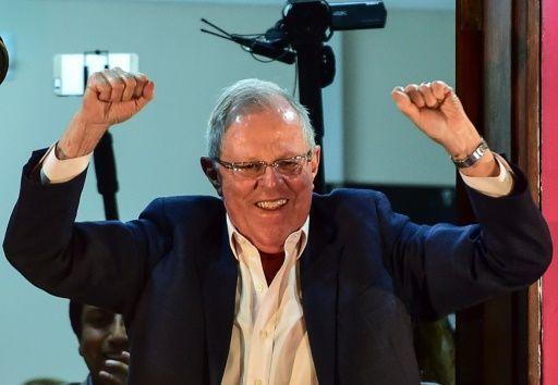 FINAL DE INFARTO EN LA ELECCIÓN EN PERÚ: Kuczynski le gana la presidencia a Fujimori por sólo décimas de los votos