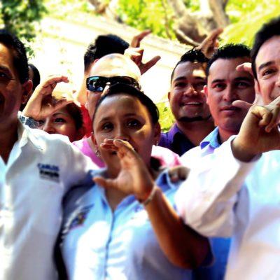 RATIFICA TRIBUNAL TRIUNFO DE CARLOS JOAQUÍN: Desechan impugnación del PVEM contra el resultado de la elección que tumbó al PRI del poder en QR
