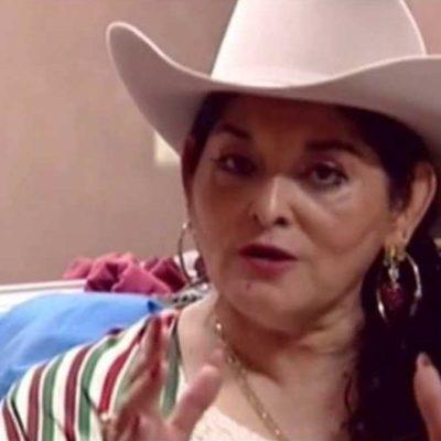 Muere a los 70 años la cantante sinaloense Chayito Valdéz, la 'Alondra de México'
