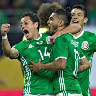 SUFRE MÉXICO, PERO AVANZA COMO LÍDER: Con gol del 'Tecatito', rescata empate ante Venezuela y evita a Argentina en cuartos del final en Copa América