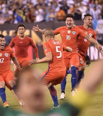 ¡CHILE, BICAMPEÓN DE LA COPA AMÉRICA!: En partido que se definió en penales, 'La Roja se impone 4-2 a Argentina; decepcionado, Messi dice que se va de la Selección