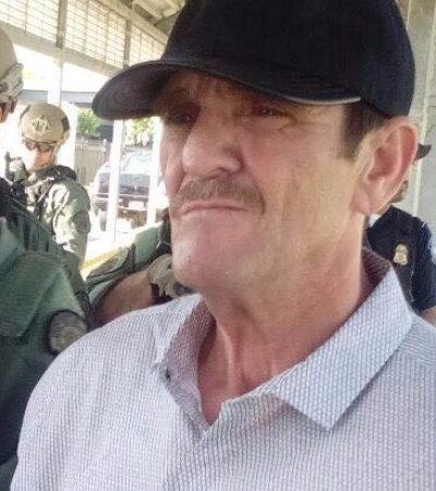 DEVUELVE EU A CAPO A MÉXICO: Entregan en la frontera a 'El Güero Palma tras más de 20 años en prisión