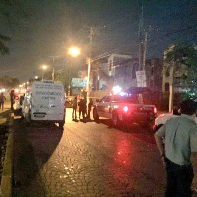 Hombre ejecutado en la Avenida Palenque, ex reo vinculado con extorsiones y venta de droga